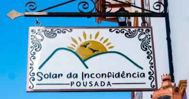 Pousada Solar da Inconfidência é a melhor opção de hospedagem em Ouro Preto