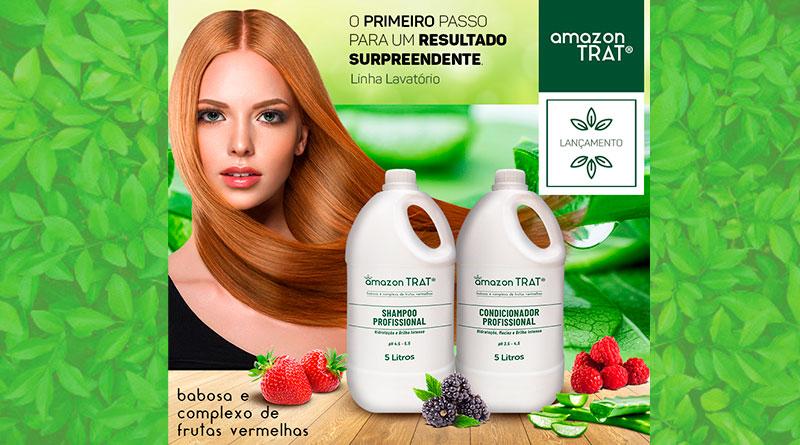 A marca Amazon Trat® chega ao Brasil com linha de produtos com ativos naturais
