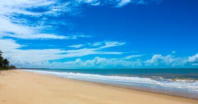 Prado, destino paradisíaco de natureza conservada no sul da Bahia