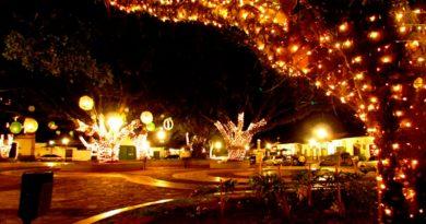 Natal em Tiradentes: centro histórico terá luzes e concertos
