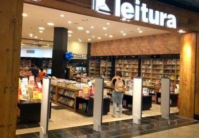 Após crise, Leitura deve se consagrar como a maior rede física de livrarias do país