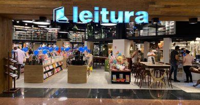Maior rede em unidades físicas do Brasil, Livraria Leitura inaugura mais uma loja no Rio de Janeiro