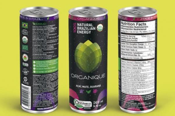 Organique chega ao mercado europeu levando ingredientes brasileiros